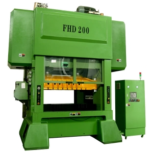 FHD-200 High Speed Punching Press Machine